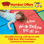 Incredible Savings with Haven with FREE Book With Confidence Coronavirus Guarantee!