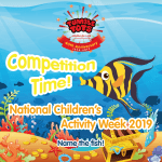 Name our Fish Competition!