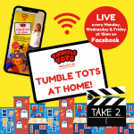 Tumble Tots at Home TAKE 2!