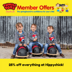 Hippy Chick Member Offer