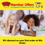 Win Green Member Offer 29.10.19