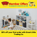 Great Little Trading Co. Member Offer