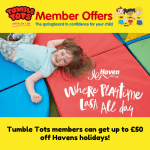 £50 OFF Haven Holidays!