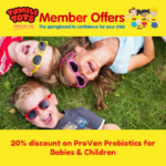20% discount on ProVen Probiotics for Babies & Children