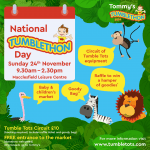 National Tumblethon Day 2019