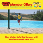 Stay Water Safe this Summer with Konfidence and Save 10%!