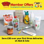 SAVE £30 on Abel & Cole Organic Food!