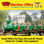 Great Offers for Days Out and UK Theme Parks!