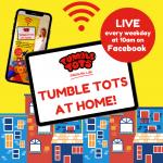 Tumble Tots at Home