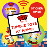 Tumble Tots at Home- Gloucester