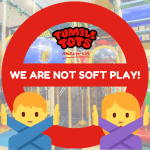 "We Are NOT ""Soft Play"""