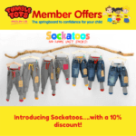 Introducing Sockatoos….with a 10% discount!