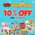 10% OFF the Tumble Tots Online Shop