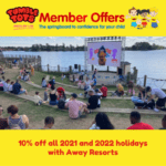 10% off all 2021 and 2022 holidays with Away Resorts