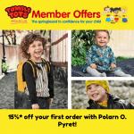 15% OFF Polarn O. Pyret Childrenswear!
