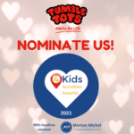 Nominate Us in the What's On 4 Kids Awards 2021!