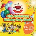 Birthday Party Week 2019