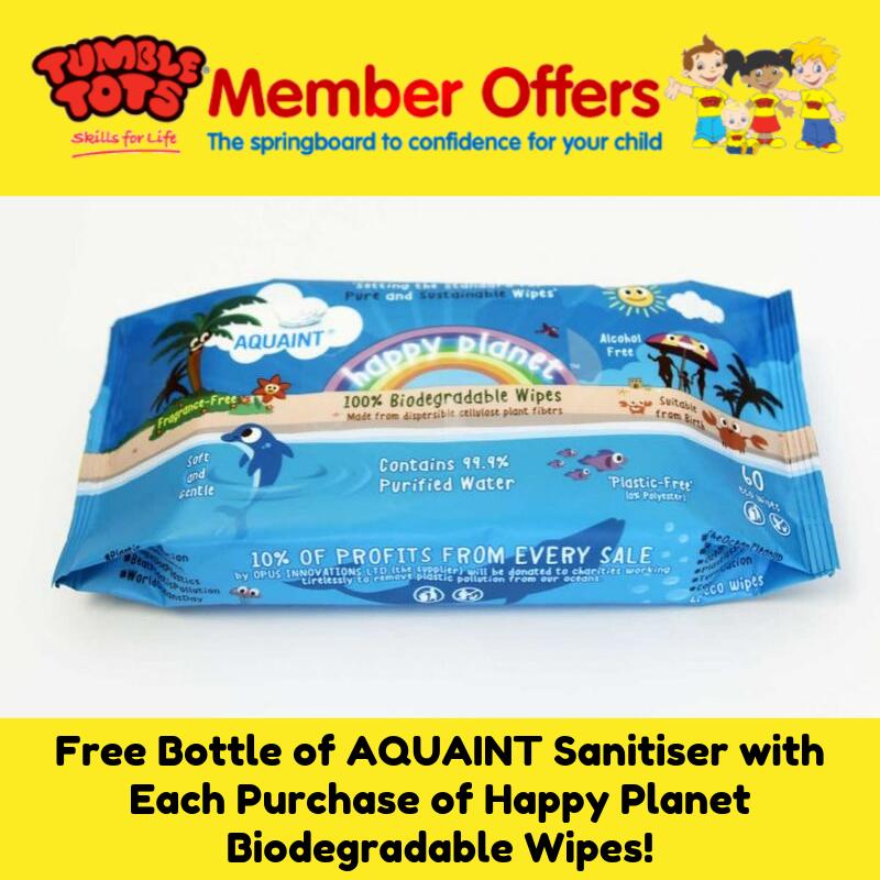 Aquaint Member Offer 24.09.19
