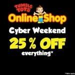 Cyber Weekend Offer NOV2019