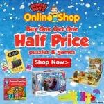 Tumble Tots Online Shop Offer