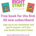 FREE Book with Right Start Online!