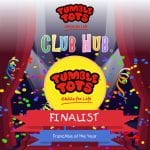 We're FINALISTS in the Club Hub Awards 2020!