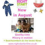 Right Start Online: New in August