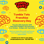 Tumble Tots Children's Activities Franchise Discovery Day