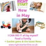 Right Start Online: New in May