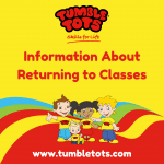 Information About Returning to Classes