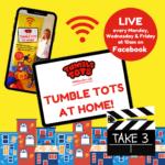 Tumble Tots at Home TAKE 3!