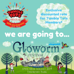 We are going to Gloworm 2019