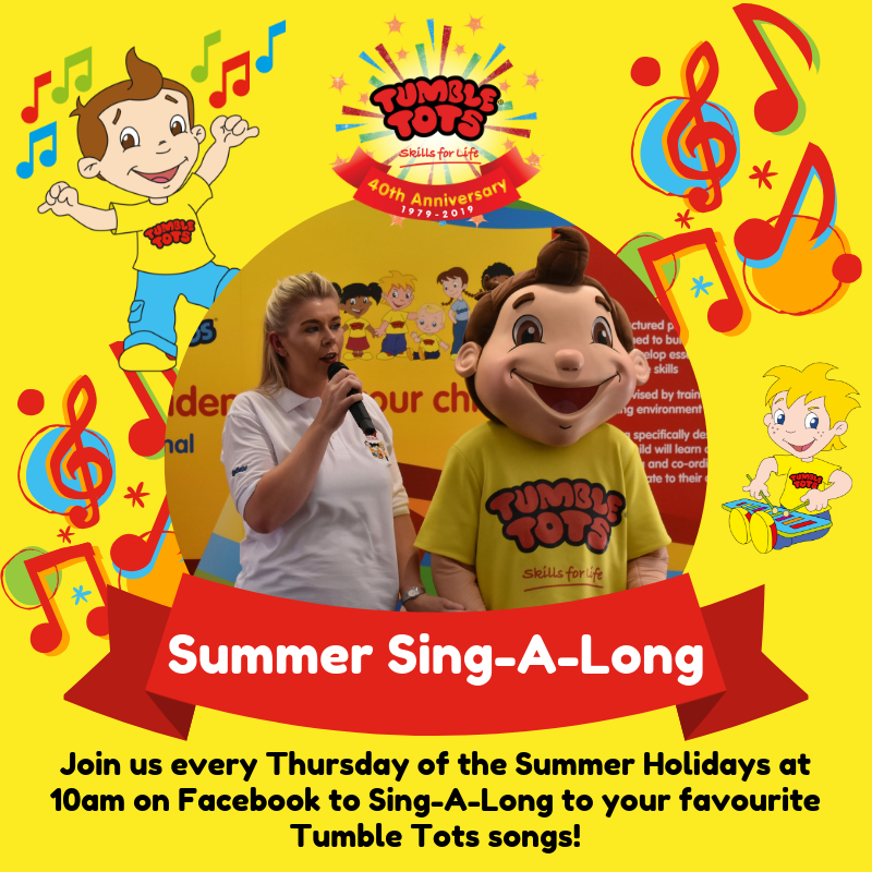 Summer Sing-A-Long 2019