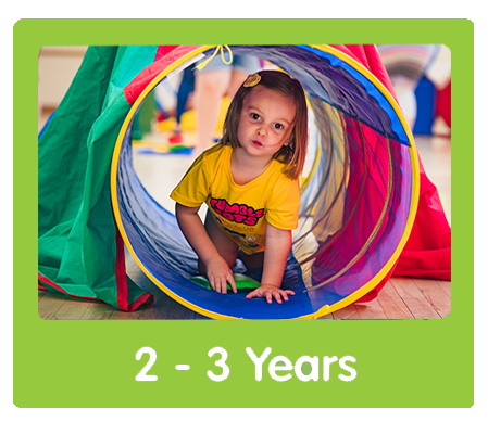Tumble Tots 2-3 Years