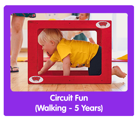 Tumble Tots Circuit Fun