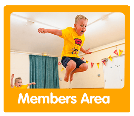 Tumble Tots Members Area
