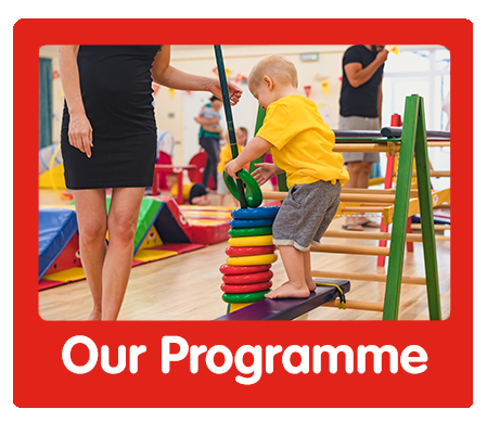 Tumble Tots Our Programme