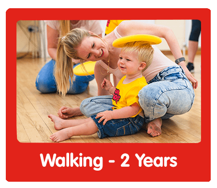 Tumble Tots Walking - 2 Years