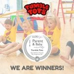 LUX Magazine Parent & Baby Award Winners!