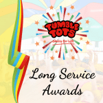Tumble Tots Franchisee Long Service Awards 2021
