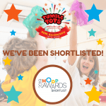 We've been shortlisted in the Hoop Awards!