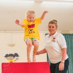 Tumble Tots Children Playing