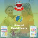 Tumble Tots World Maternal Mental Health Day