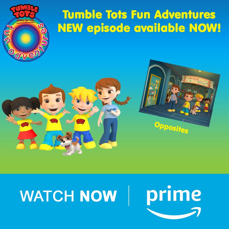Watch Tumble Tots Fun Adventures on Amazon Prime