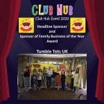 We're Proud to Sponsor the Club Hub Awards 2020!
