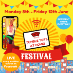 Tumble Tots at Home FESTIVAL!